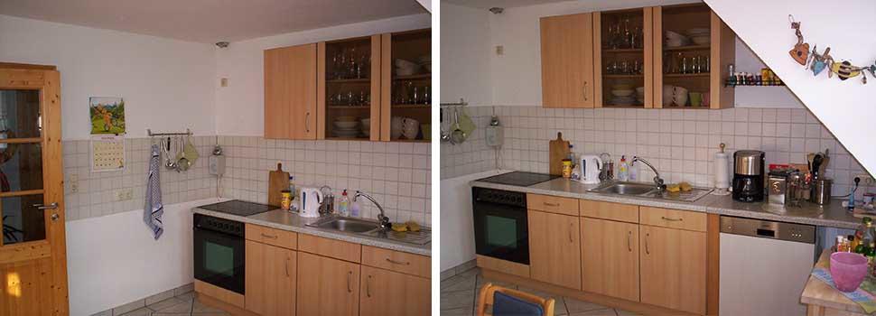 k che im landhausstil modernisierungen startseite r th manufaktur. Black Bedroom Furniture Sets. Home Design Ideas